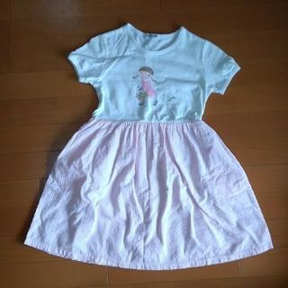 ポンポネット(pom ponette)の子供服 女の子 ワンピース 130(ワンピース)