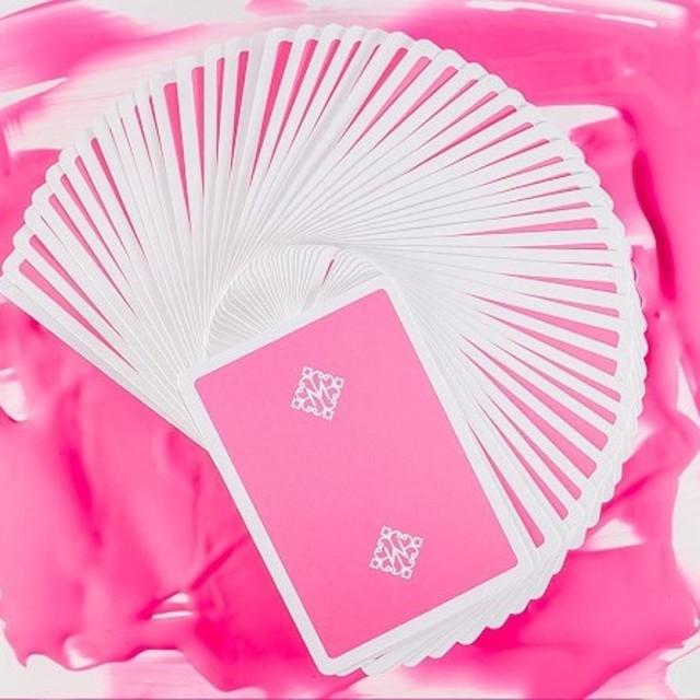 【入手困難】Madison Rounders Pink 2個 エンタメ/ホビーのテーブルゲーム/ホビー(トランプ/UNO)の商品写真