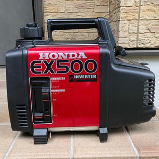 ホンダ(ホンダ)の発電機 HONDA EX500 (ジャンク品)(防災関連グッズ)