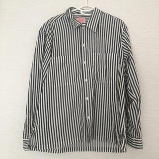 DANTON - BIGMIKE ストライプシャツ