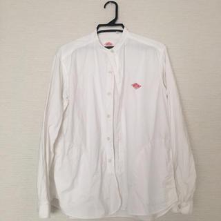 ダントン(DANTON)のダントン 白シャツ(襟なし)(シャツ)