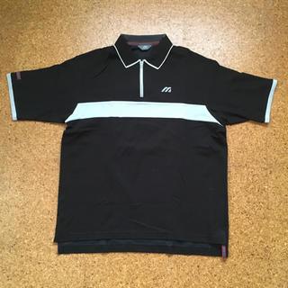 ミズノ(MIZUNO)のMizuno ジップシャツ ポロシャツ(シャツ)