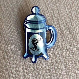 Starbucks Coffee - STARBUCKS ピンバッジ (BL)