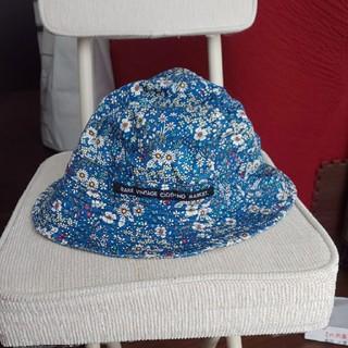 エフオーキッズ(F.O.KIDS)のよっち様専用 女の子  帽子  花柄  52㎝(帽子)