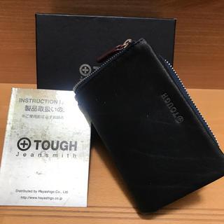 タフ(TOUGH)のタフ tough / 人気 完売品 未使用 訳あり(折り財布)