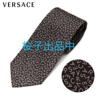 ヴェルサーチ(VERSACE)の新品 送料込 VERSACE イタリア製 シルク ネクタイ ヴェルサーチ(ネクタイ)