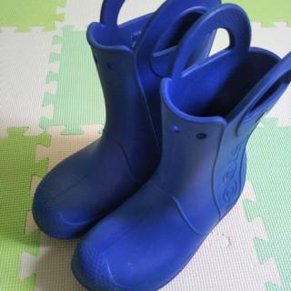 クロックス(crocs)のクロックス 長靴 21センチ(長靴/レインシューズ)