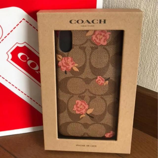 COACH - 新品 コーチ iPhone XR ケースの通販 by Naco's shop|コーチならラクマ
