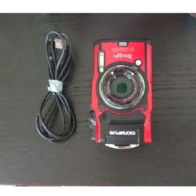 OLYMPUS(オリンパス)のオリンパス TG-5 スマホ/家電/カメラのカメラ(コンパクトデジタルカメラ)の商品写真