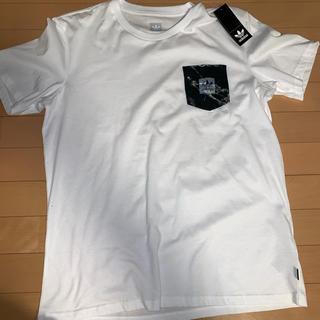 アディダス(adidas)のアディダスオリジナルス ポケット付Tシャツ(Tシャツ/カットソー(半袖/袖なし))
