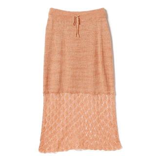 Demi-Luxe BEAMS - h様取り置き 27日まで AVERY ROW レーススカート