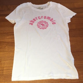 アバクロンビーアンドフィッチ(Abercrombie&Fitch)のabercrombie ガールズTシャツ(Tシャツ/カットソー)