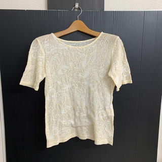 ヨウジヤマモト(Yohji Yamamoto)のヨウジヤマモト   半袖シャツ(Tシャツ/カットソー(半袖/袖なし))