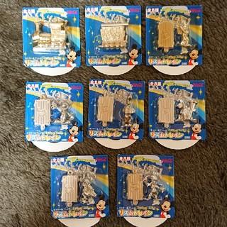ディズニー(Disney)のミッキーリズムトレイン  全8種セット(キャラクターグッズ)