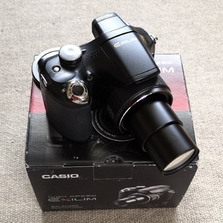 カシオ(CASIO)の✴️カシオ CASIO HIGH SPEED EXILIM  EX-FH20(コンパクトデジタルカメラ)