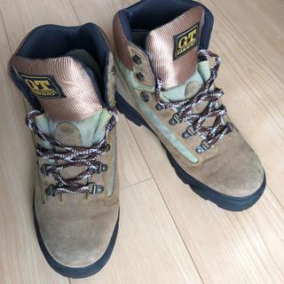 ジーティーホーキンス(G.T. HAWKINS)のトレッキングシューズ ホーキンス9901 Gore-Tex(登山用品)