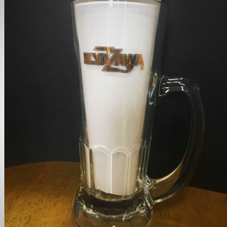 サントリー(サントリー)の矢沢永吉 未使用 プレミアムモルツ ビールジョッキ グラス(ミュージシャン)