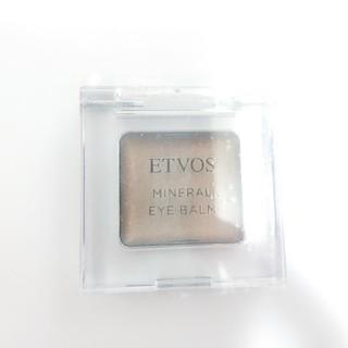 エトヴォス(ETVOS)のエトヴォス ミネラルアイバーム アッシュグレイ ETVOS(アイシャドウ)