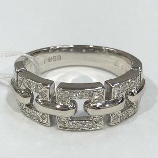 ジュエリーマキ(ジュエリーマキ)のPWG9 ダイヤモンド リング 0.17ct(リング(指輪))