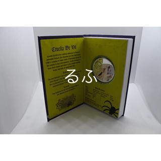 ディズニー(Disney)の2018年 ニウエ Niue ディズニー  クルエラ・デ・ビル 銀貨1オンス(貨幣)