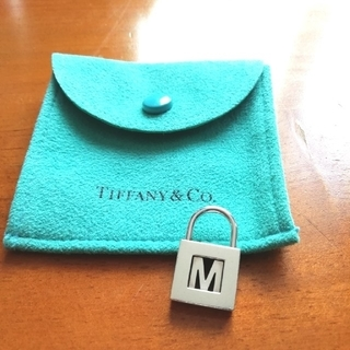 ティファニー(Tiffany & Co.)の【希少】TIFFANY イニシャルチャームM(チャーム)