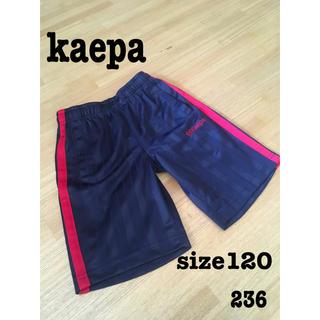 ケイパ(Kaepa)の236 kaepa ケイパ 半ジャージ size120 (パンツ/スパッツ)