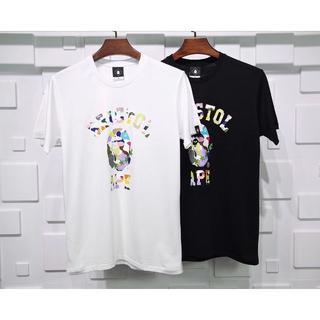 アベイシングエイプ(A BATHING APE)のBAPE Tシャツ 2019春夏新作 レディースメンズ オシャレ (Tシャツ(半袖/袖なし))