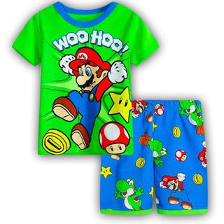 スーパーマリオ キッズパジャマ