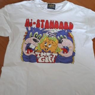 HIGH!STANDARD - Hi-STANDARD Tシャツ
