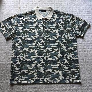 LAP wing ポロシャツ 3L 難あり(ポロシャツ)