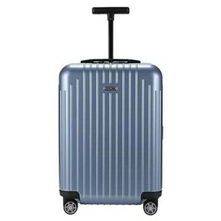 リモワ(RIMOWA)のリモワサルサエアー スーツケース 33L 4輪 ブルー(トラベルバッグ/スーツケース)
