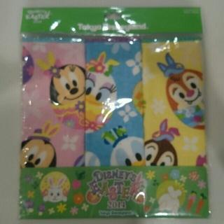 ディズニー(Disney)の【おまけ追加】ディズニーミニタオルセット(タオル/バス用品)