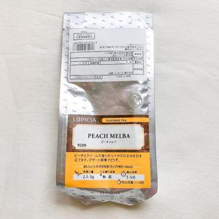 LUPICIA - 【未開封】ルピシア ピーチメルバ ルイボスティー 50g フレーバードティー