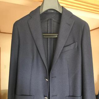 ビームス(BEAMS)のタリアトーレ ネイビージャケット 42 ポップサック(テーラードジャケット)