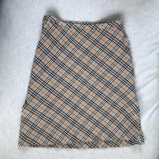 バーバリー(BURBERRY)のBurberryスカート 廃版 定価8500円(ミニスカート)