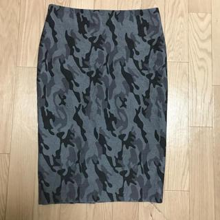 しまむら - HK WORKS LONDON カモフラタイトスカート