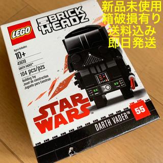 レゴ(Lego)の【箱破損】新品 lego 41619 BrickHeadz DarthVader(その他)