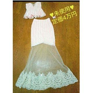 かわいすぎ♥ウェディングドレス♥二次会にも♪(ウェディングドレス)