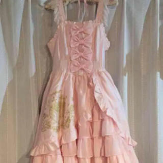 Angelic Pretty - 秘密の宝箱 ジャンパースカート