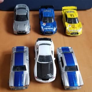 トミカイベントモデルGT-R3台、R35GT-R3台(ミニカー)
