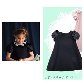 トッカ(TOCCA)の☆TOCCA BAMBINI☆トッカバンビーニ☆上品なワンピースドレス☆140(ワンピース)