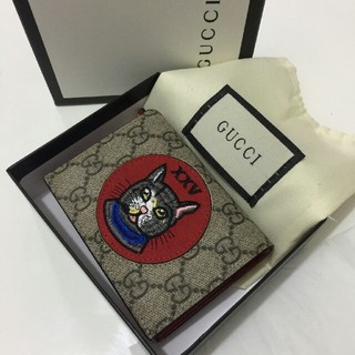 finest selection 597a3 3d9dc Gucci - GUCCI グッチ ミニ財布 GGプチマーモントの通販 by ...