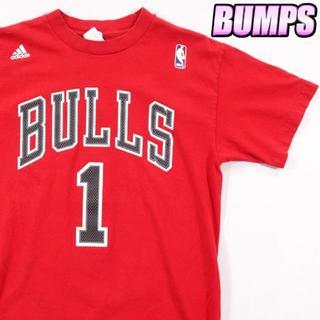 アディダス(adidas)のシカゴブルズ Tシャツ MAD-1-1-0001(Tシャツ/カットソー(半袖/袖なし))