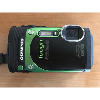 オリンパス(OLYMPUS)のOLYMPUS TG870 デジカメ(コンパクトデジタルカメラ)