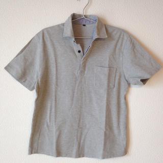 ムジルシリョウヒン(MUJI (無印良品))の無印良品 紳士 半袖ポロシャツ M(ポロシャツ)