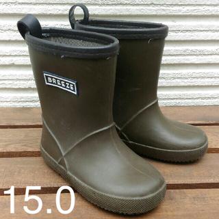 ブリーズ(BREEZE)の長靴15.0男女BREEZE(長靴/レインシューズ)