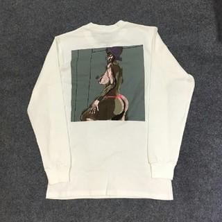アディダス(adidas)のKanye West and Lil Pump I LOVE  Long Tee(Tシャツ/カットソー(七分/長袖))