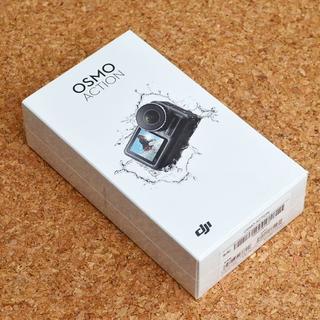 新製品 DJI Osmo Action 4kアクションカメラ