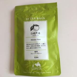 LUPICIA - フレーバーティー   白桃煎茶