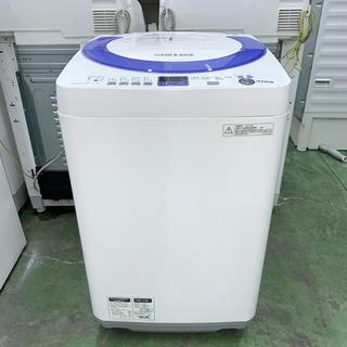 SHARP - ⭐︎SHARP⭐︎全自動洗濯機 2014年 7kg 美品 大阪市近郊配送無料
